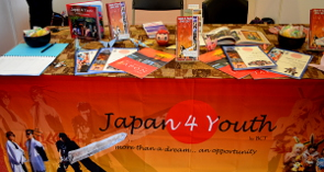 Notre stand, Japan Expo 2015